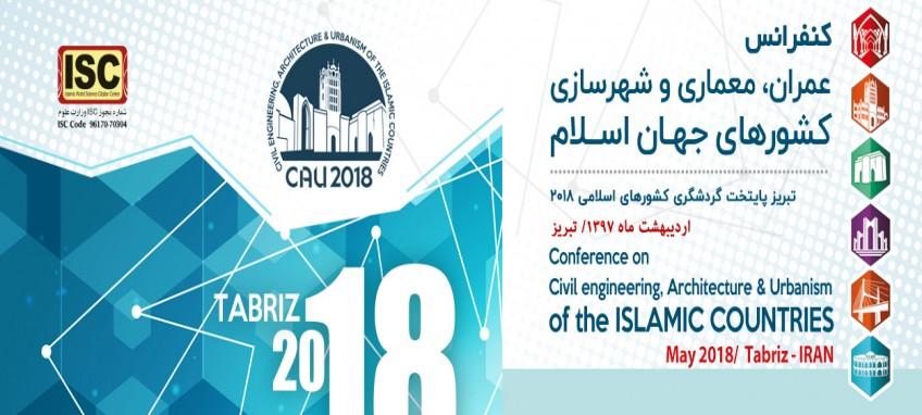 کنفرانس عمران، معماری و شهرسازی کشورهای جهان اسلام